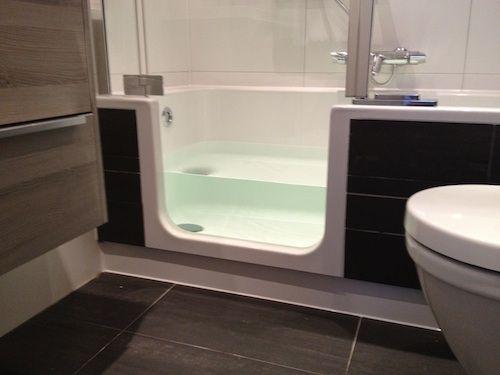 24 beste afbeeldingen over luxe badkamer installeren op pinterest kunst toverstokken en hotels - Baddouche ontwerp ...