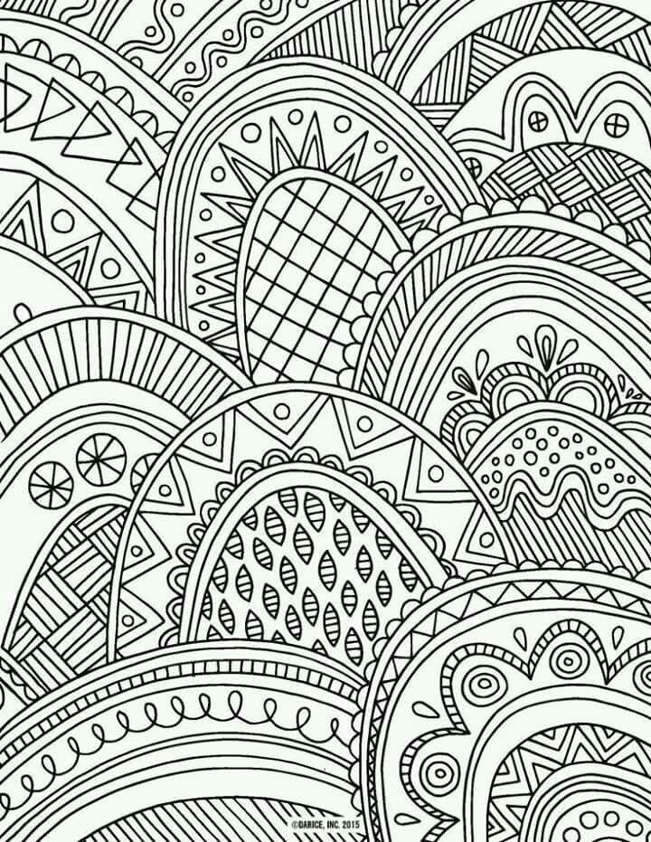 1294 best mandalas images on Pinterest   Páginas para colorear ...