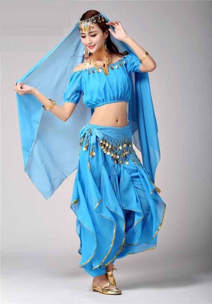 фото индийских костюмов для танцев осуществлялся путём