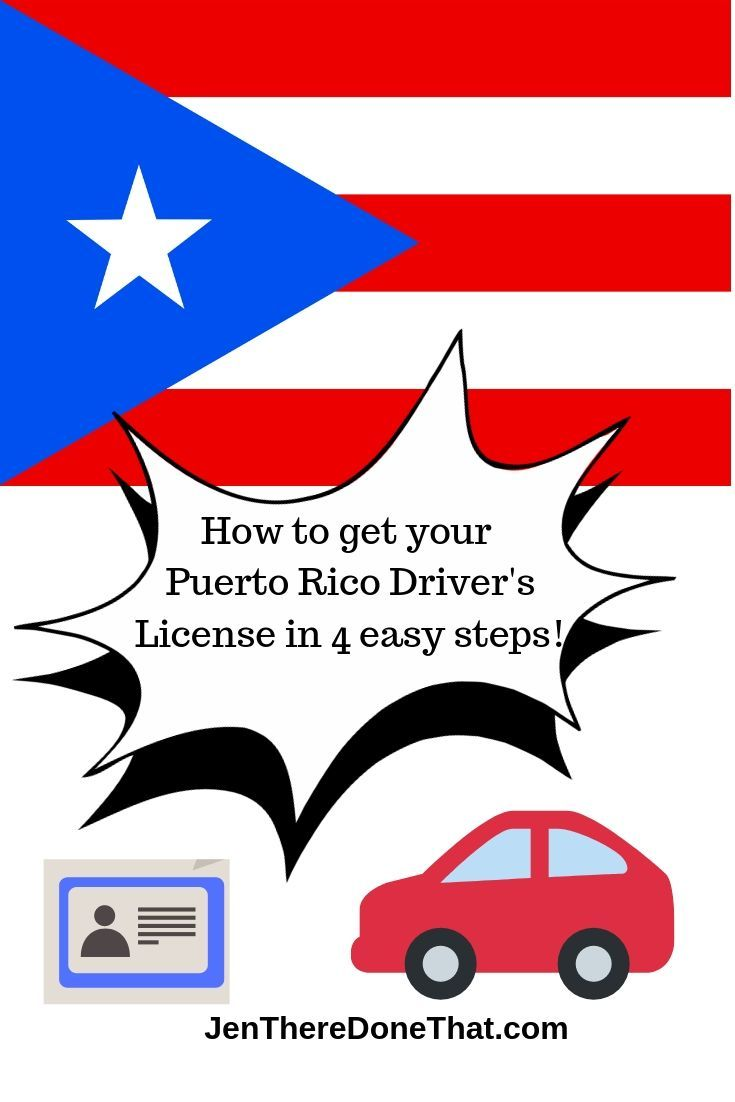 How To Get A Driver S License In Puerto Rico 4 Easy And Quick