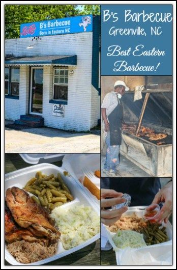 If you like dives and good Southern vinegar-based barbecue, you are going to love B's Barbecue. Located in Greenville, North Carolina,…