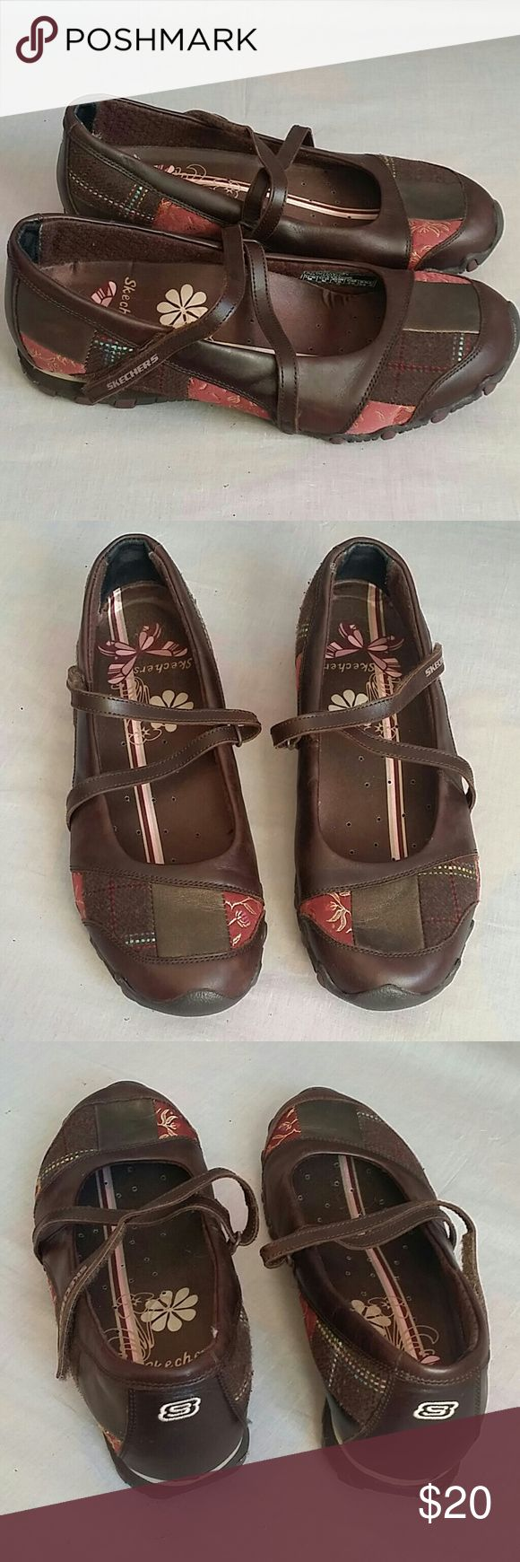 Skechers Shoes Multi-color 9 M Leather Item is in a good condition, NO PETS AND SMOKE FREE HOME. Skechers Shoes
