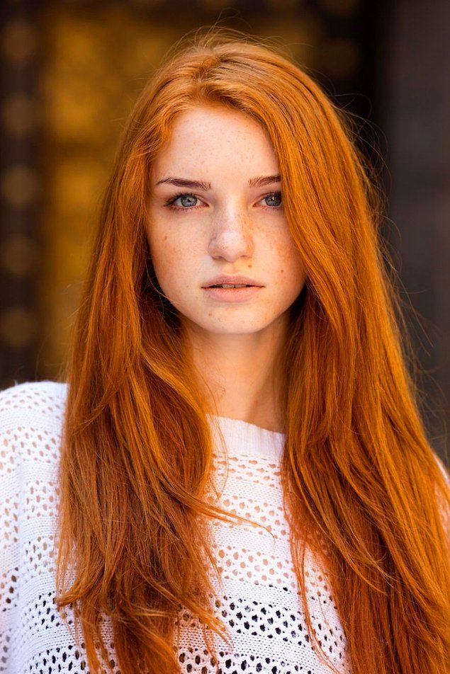 Alina From Odessa Ukraine Beautiful Red Hair Redhead Beauty Girls With Red Hair