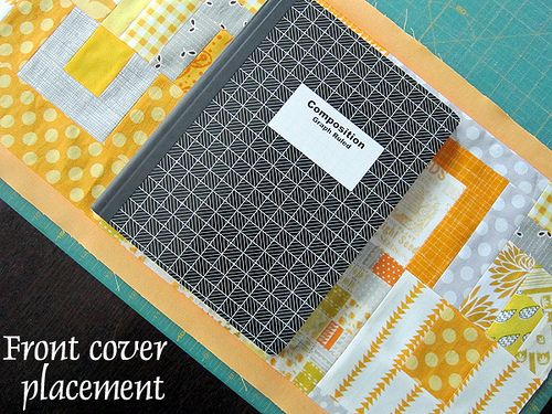 Composition Book Cover Pattern Fabric : Best images about helpful tutorials on pinterest free
