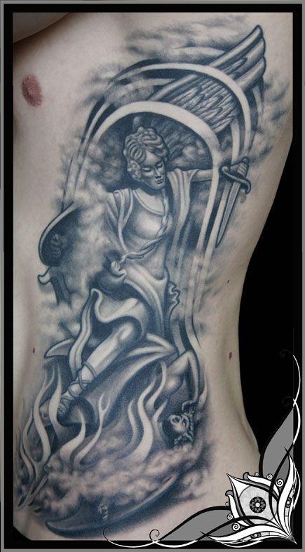 Evil Artwork Tattoo  Wwwpixsharkcom  Images Galleries