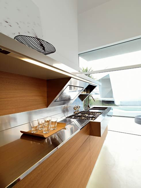 Award Winning Kitchen : The Kube Kitchen by Snaidero