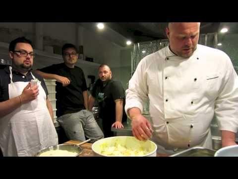 Gabriele Bonci, Lezione di Pizza al Formaggio