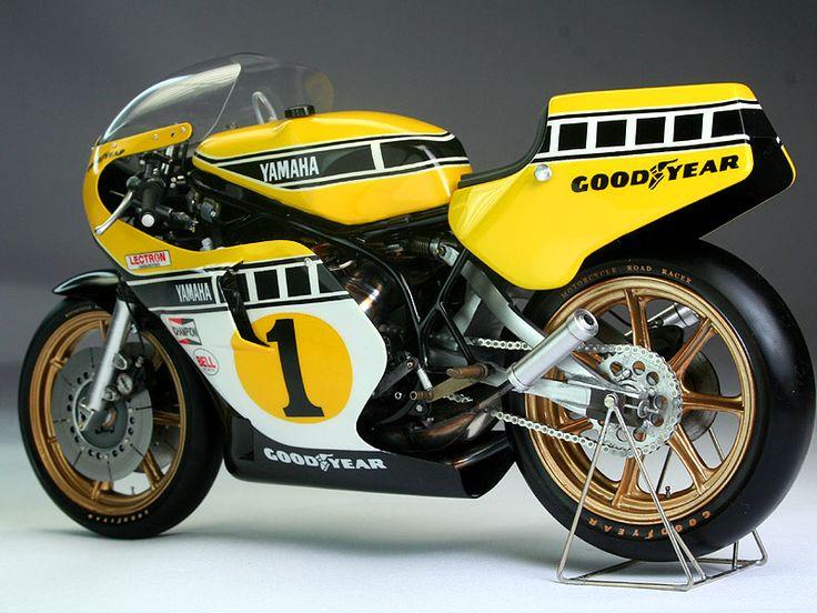 1980 Kenny Roberts Yamaha YZR500 OW70