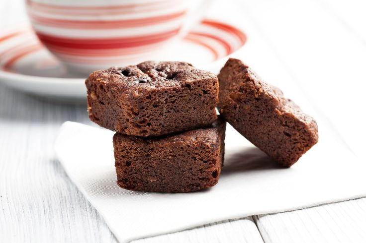 Koolhydraatarme suikervrije brownies.
