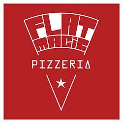 Flat Magic Pizzeria logo