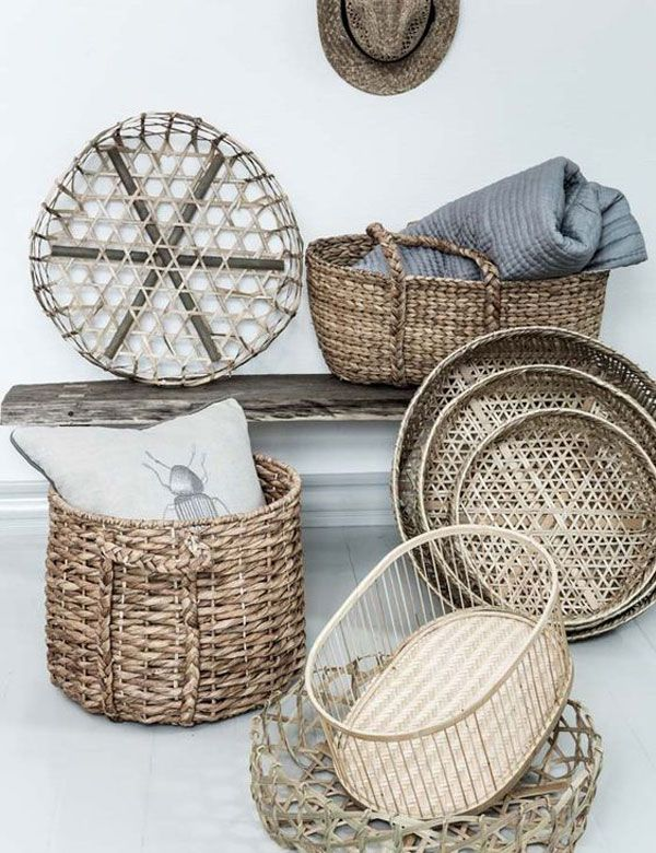 Adorable wicker & rattan accessories for you kitchen - My Cosy Retreat | Interiors, DIY, Table settings, Travel escapes, Fashion, Vegan and vegetarian food