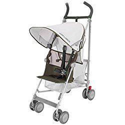 Maclaren Volo Stroller, Silver/ Highland Green