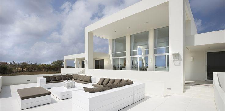 Jan des Bouvrie   Villa Curacao Netherlands Antilles