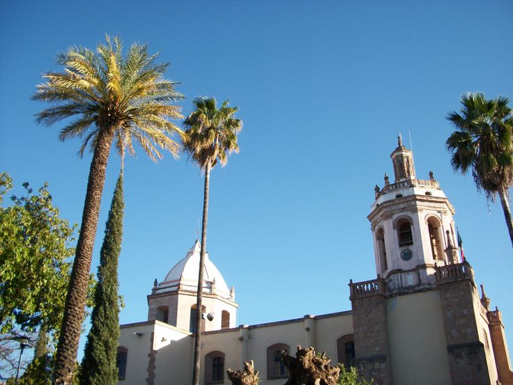 la iglesia  tlaltenango zac