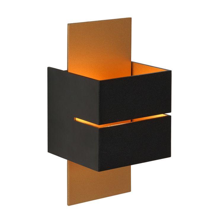 en aluminium Dimensions sans le panneau coulissant (L x P x H) : 7,6 x 7,6 x 7,6 cm Dimensions avec le panneau coulissant (L x P x H) : 7,6 x 7,6 x 18 cm 1 ampoule 40 ...