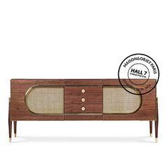 Dandy Sideboard | Essential Home | Mid Century Furniture