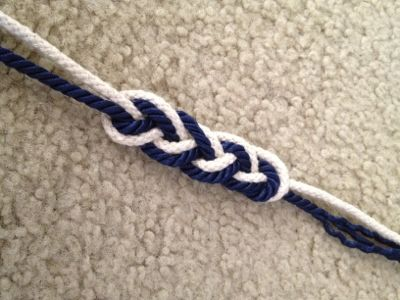 DIY Nautical Bracelet | Chen's & Chai