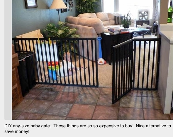 13 Diy Dog Gate Ideas: 12 Best Indoor Gates Images On Pinterest