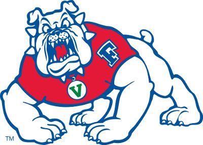 Printable Fresno State Bulldogs Logo