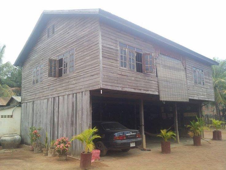 banteay chhmar homestay , the homestay in banteay chhmar village