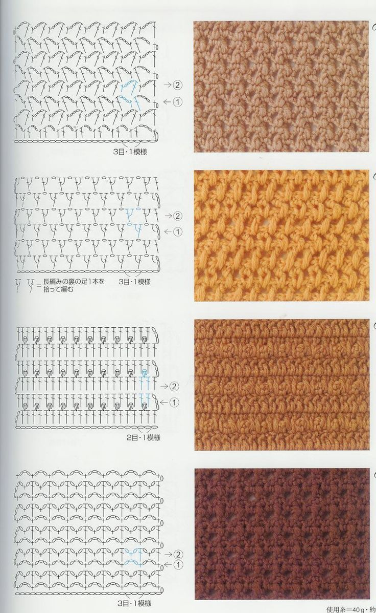 44 best 300 crochet stitches images on pinterest animal drawings clippedonissuu from crochet patterns book 300 bankloansurffo Image collections