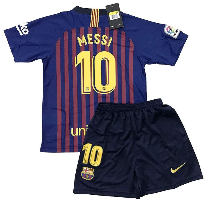 C offizielle Kollektion F Kindergr/ö/ße Barcleona Jungen T-Shirt und Shorts Luis Su/árez