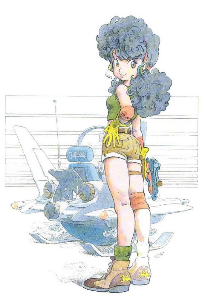 artBOX v4.0 • Ver Tema - Akira Toriyama