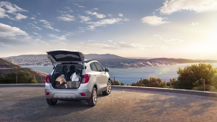 Take a road trip with the @Buick Encore on the Pacific Coast Highway.