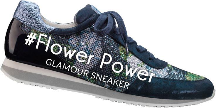 GLAMOUR SNEAKER Machen Sie Ihre Beine zum Eyecatcher mit diesen Sneakern von Paul Green. Zum besonderen Blickfang werden