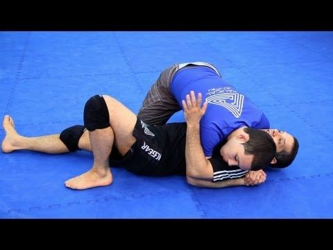 How to Do 3 Side Control Escapes | MMA Fighting - YouTube