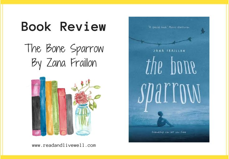 The Bone Sparrow by Zana Fraillon. Book Review. Middle grade fiction set in Australia about refugees living in an immigration detention centre. Sadly necessary reading.