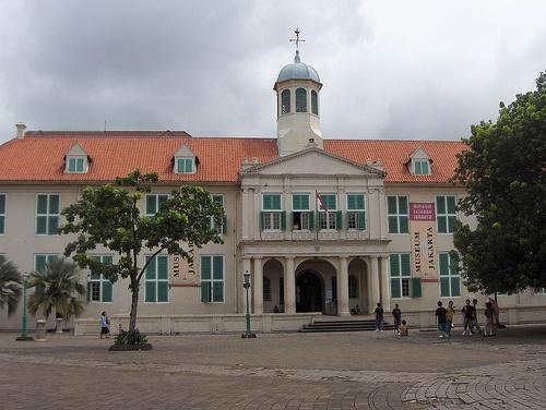 Jakarta History Museum - Jakarta, Indonesia.Located in Batavia's old City Hall.