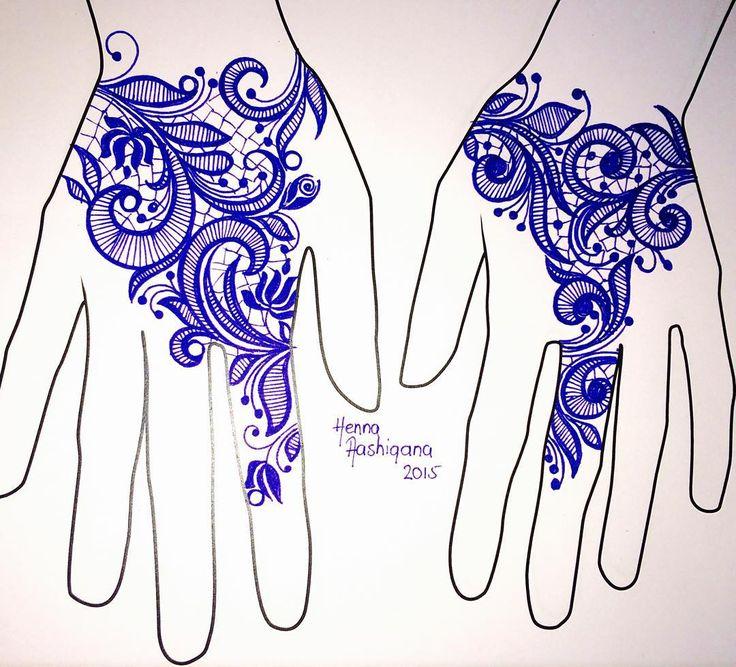 🔶 Meer henna sketches gebaseerd op kanten handschoenen || 🇬🇧 Some more henna sketches inspired by bridal henna gloves #hennaaashiqana #freehand #handdrawn #hennasketch #hennadoodle #100dayhennachallenge