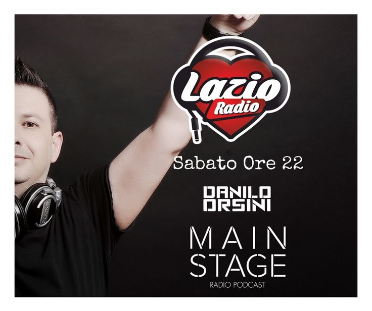 👉  Main Stage #Radioshow ogni Sabato ore 22 @ Lazio Radio  ✅  Fm: 103.7 ✅  Streaming: http://www.lazioradio.it #House #LatinHouse #TribalHouse #ElectroHuose  #mixcloud #itunes #beatport #hearthis #Futurehouse #newsong #Commercialhouse #radioshow #podcast #festival #latinhouse #soundcloud #youtube #edmfamily #nowplaying #edmstyle #progressivehouse #electrohouse #bigroom #reggaeton #spotify #party #edm #tribalhouse #producer #vinyl #house