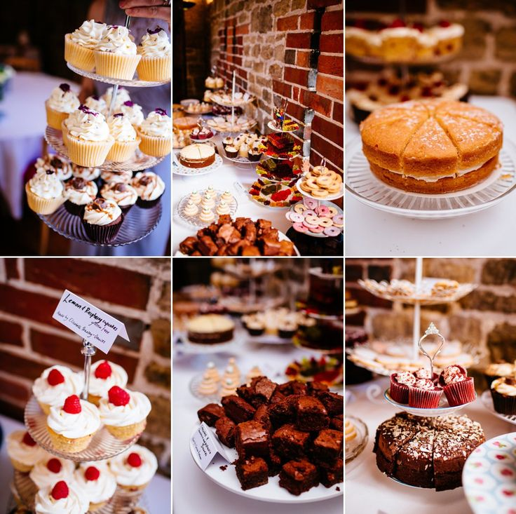 Dessert table inspiration | Photography by http://www.sarahleggephotography.co.uk/