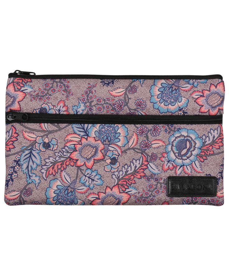 azalea jumbo pencil case | Billabong