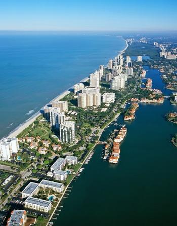 Homes In Naples Florida Ariel