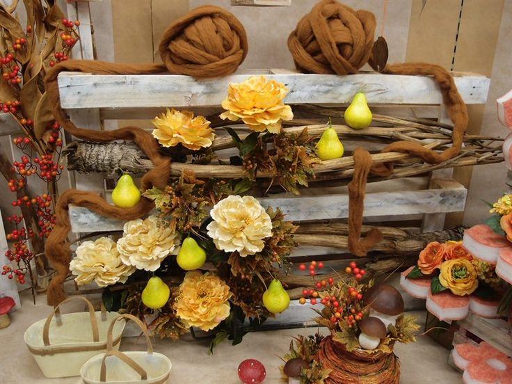 27 fantastiche immagini su autunno decorazioni e idee su - Decorazioni d autunno ...
