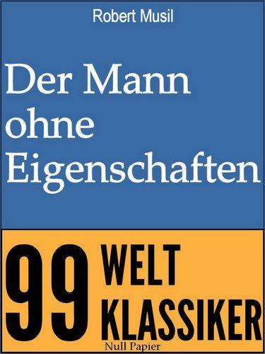 193 Der Mann ohne Eigenschaften_375x500