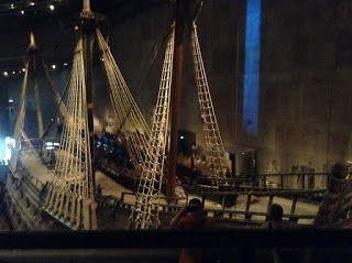 Di tutto e di più sulla Sardegna di Giurtalia e tanto altro ancora.: Viaggio in Svezia - Il Museo VASA - Il Vascello af...