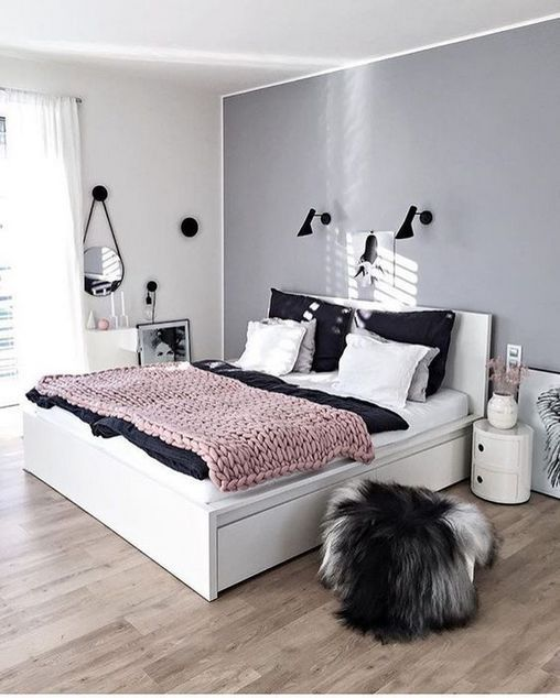 5 Calming Bedroom Design Ideas The Budget Decorator: 45+ Outstanding Millennial Small Master Bedroom Ideas On A