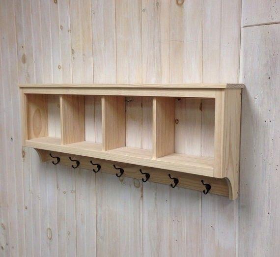 best 25 wall mounted coat rack ideas on pinterest diy coat rack wooden coat rack and hello sign. Black Bedroom Furniture Sets. Home Design Ideas