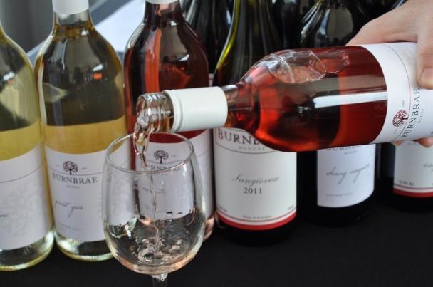 Burnbrae Wines Mudgee region Australia