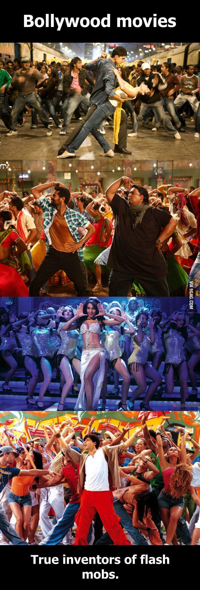 Bollywood movies - 9GAG