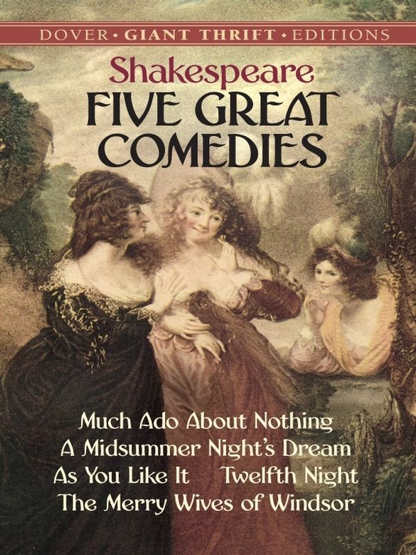 a discussion of the dramatic form of the comedy much ado about nothing by william shakespeare Much ado about nothing is a comedy with in much ado about nothing, william shakespeare depicts both benedick it actually create a satisfactory dramatic.