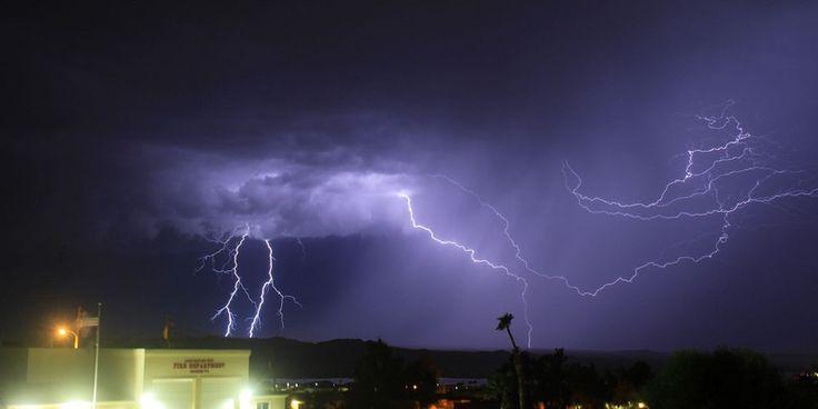 Underground Rivers in Arizona | ... 10, 2012— Lake Havasu City , AZ ( Current Weather Conditions