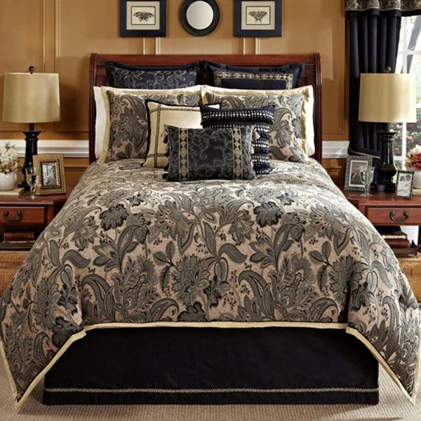 1000+ Ideas About Tan Comforter On Pinterest