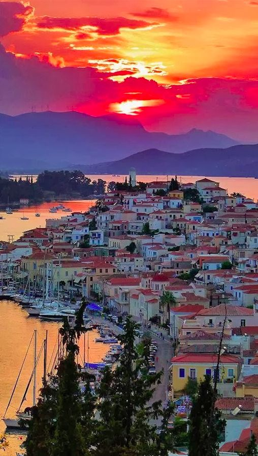 Poros Island, Greece ♡♡♡