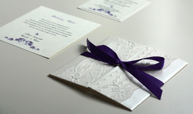 My French Shabby Chic Engagement Party Invitations