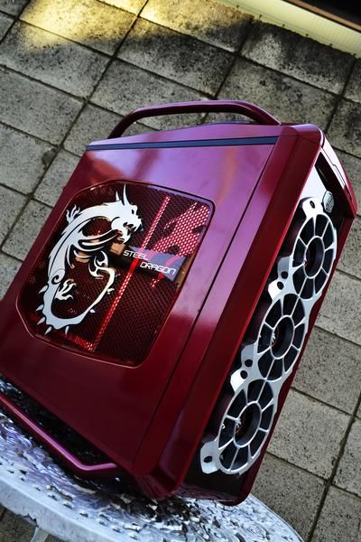 Case Mod Cosmos Se - Steel Dragon Completed - Page 2 - bit-tech.net Forums
